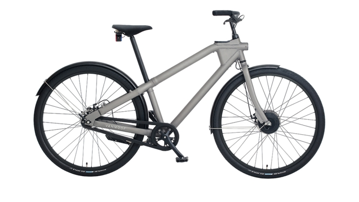 VanMoof 6-Electrified