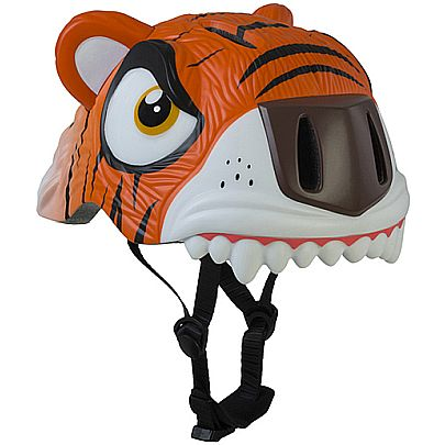 Crazy Safety Infantil Tigre Naranja