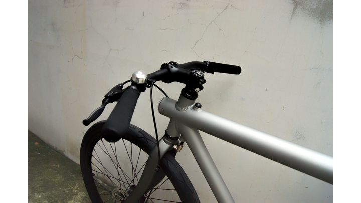 VanMoof D-Grey