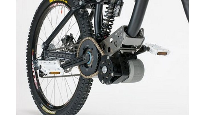 EgoKit motor electric bike