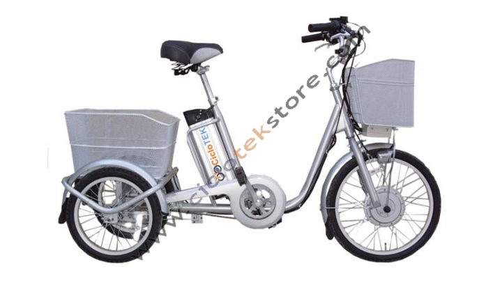 CicloTEK Swing Blanco